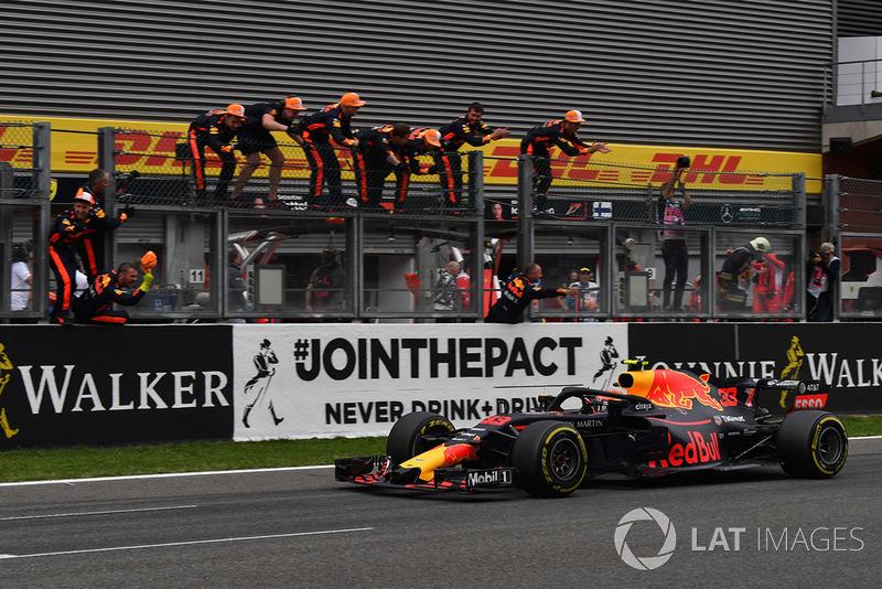 3e : Max Verstappen (Red Bull Racing)