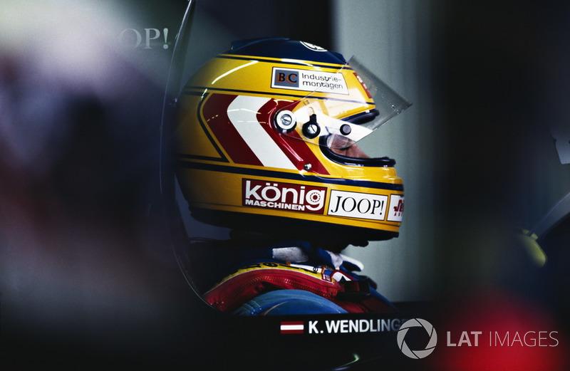 Karl Wendlinger - 1994