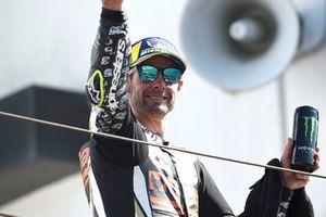 Podium: third place Cal Crutchlow, Team LCR Honda