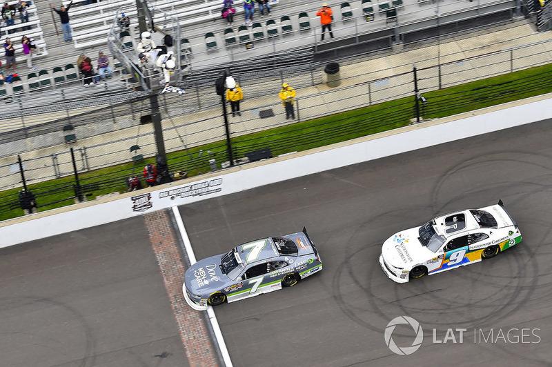 Джастин Альгайер, JR Motorsports, Chevrolet Camaro Dove Men + Care