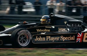 Ronnie Peterson, Lotus 79