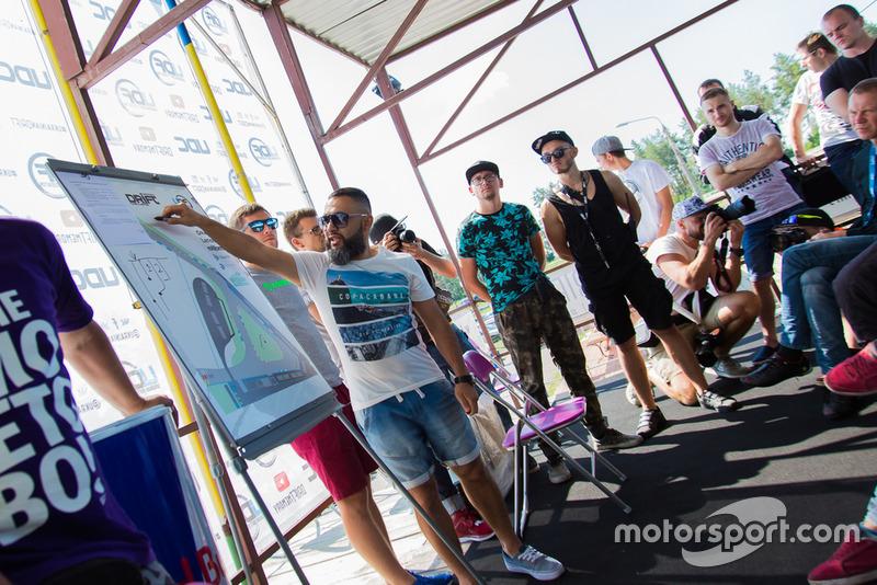 Події на United Drift Challenge