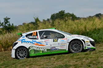 Mauro Trentin, Michele Coletti Peugeot 207 S2000