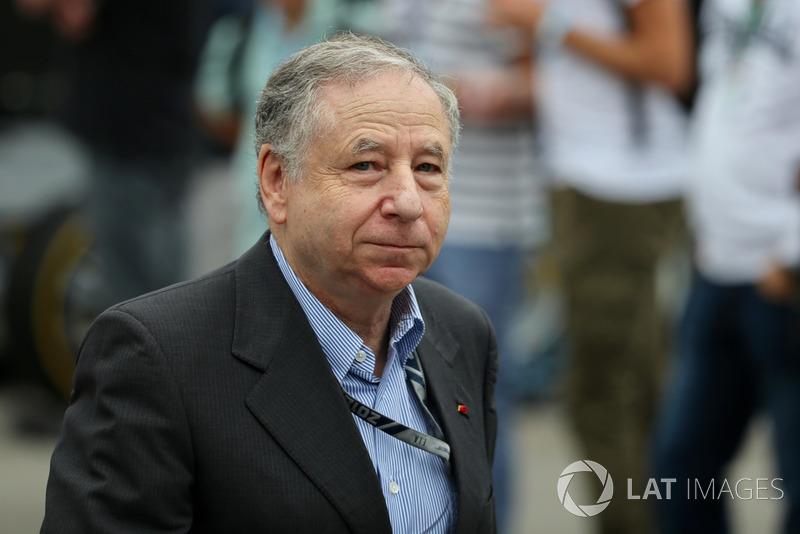 Jean Todt, Prezes FIA