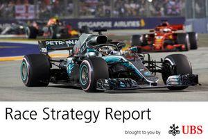 James Allen Race Strategy Report - Singapore GP