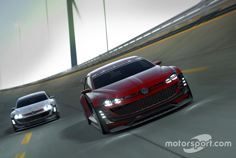 Volkswagen GTI Supersport Vision Gran Turismo (april 2015)