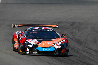 #188 Garage 59 McLaren 650 S GT3: Alexander West, Chris Goodwin, Chris Harris