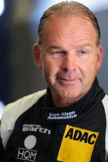 #70 Alzen Automotive Porsche 911 GT3 CUP MR: Uwe Alzen
