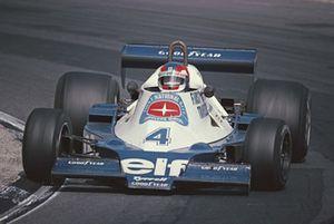 Patrick Depailler, Tyrrell 008 Ford