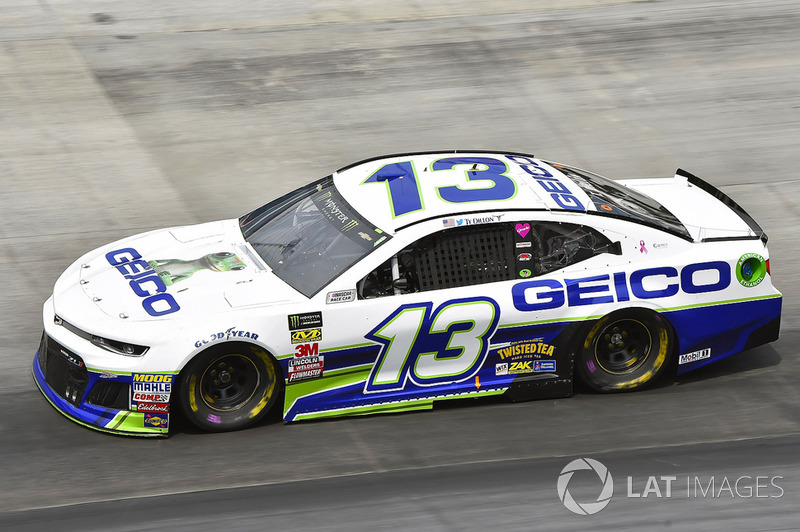 32. Ty Dillon, Germain Racing, Chevrolet Camaro GEICO
