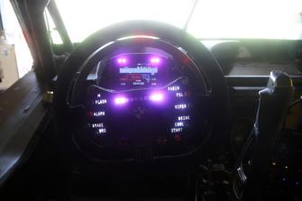 Alex Zanardi, BMW M4 DTM, steering wheel