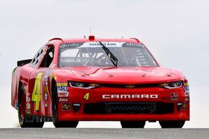 Ross Chastain, JD Motorsports, Chevrolet Camaro Flex Seal