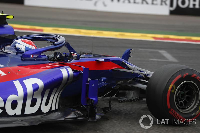 9e : Pierre Gasly (Toro Rosso)