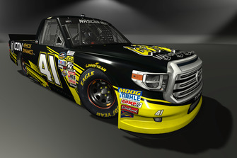 Zane Smith, Toyota Tundra