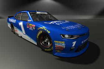 Elliott Sadler, JR Motorsports, Chevrolet Camaro