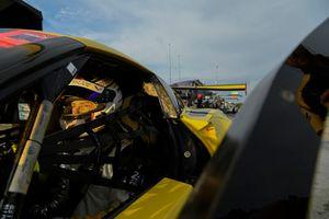 #4 Corvette Racing Chevrolet Corvette C7.R, GTLM - Tommy Milner