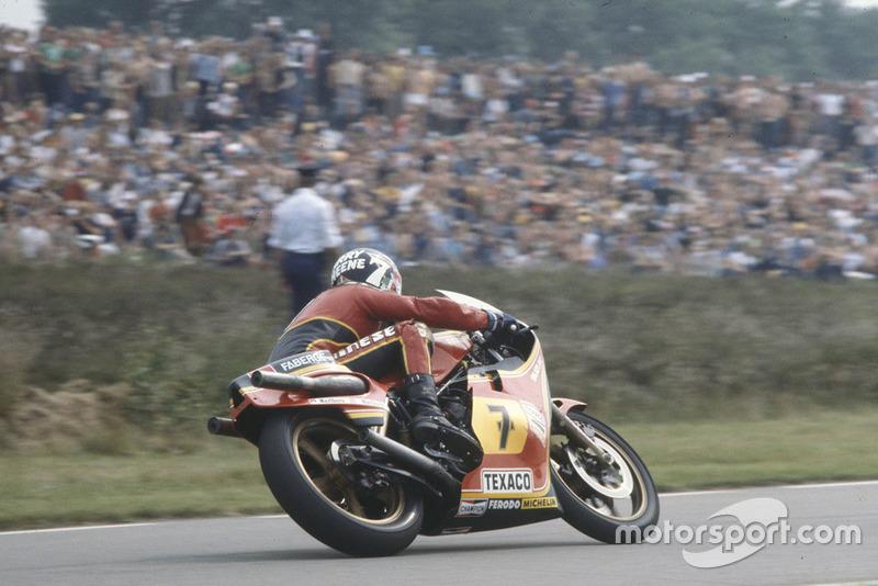 1978: Barry Sheene, Suzuki