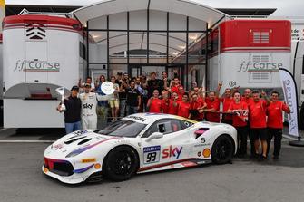 Chris Froggatt, Ferrari GB – HR Owen