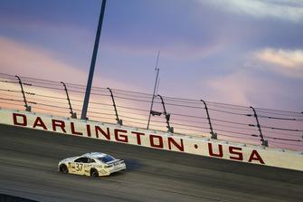 Chris Buescher, JTG Daugherty Racing, Chevrolet Camaro Bush's Best Since 1908