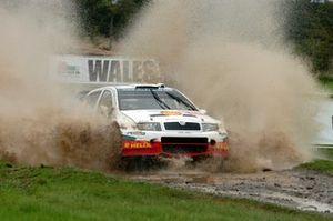 Colin McRae, Nicky Grist, Skoda Fabia WRC