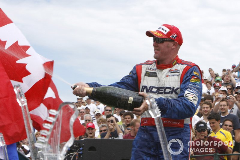 10. Paul Tracy: 31 Siege
