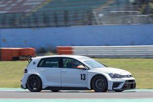 Diego Cassarà, Walter Pugliese, Elite Motorsport, Volkswagen Golf GTI TCR