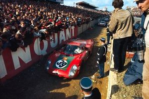 Ignazio Giunti, Nanni Galli, Autodelta S.P.A., Alfa Romeo T33/2