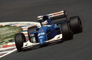 Olivier Panis, Ligier JS39B