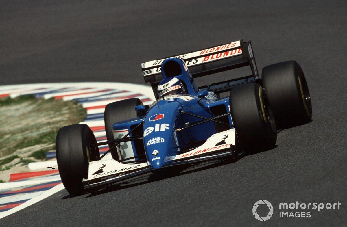 Olivier Panis, Ligier JS39B Renault