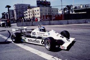 Кеке Росберг, Williams FW07C Ford