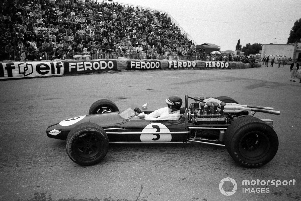 Brabham BT24 Repco (1968)