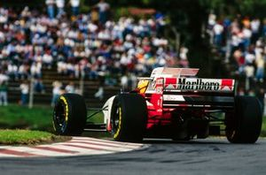 Mark Blundell, McLaren MP4-10 Mercedes, GP d'Argentina del 1995
