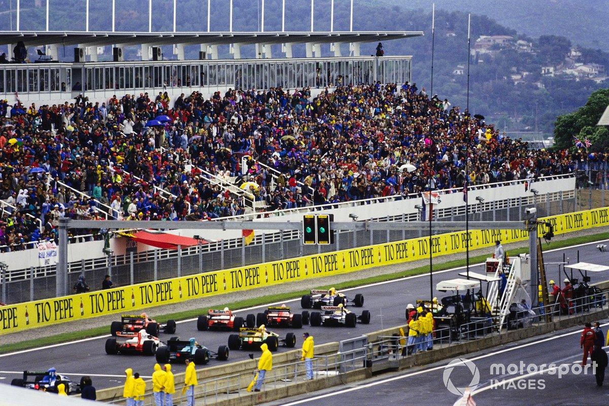 GP de España 1992