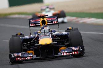Sebastian Vettel, Red Bull Racing RB6, GP d'Australia 2010