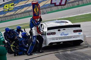Ricky Stenhouse Jr., JTG Daugherty Racing, Chevrolet Camaro Kroger
