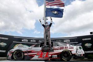 1. Cole Custer, Stewart-Haas Racing, Ford Mustang HaasTooling.com
