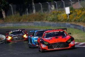 #8 GetSpeed Performance Mercedes-AMG GT3: Francois Perrodo, Emmanuel Collard