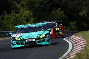 #7 Konrad Motorsport Lamborghini Huracan GT3 Evo: Axcil Jefferies, Michele Di Martino, Marco Mapelli