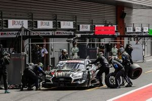 Ferdinand Habsburg, Audi Sport Team WRT, Audi RS 5 DTM, pitstop
