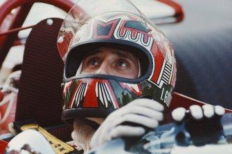 Ignazio Giunti, Ferrari 312B, en pits