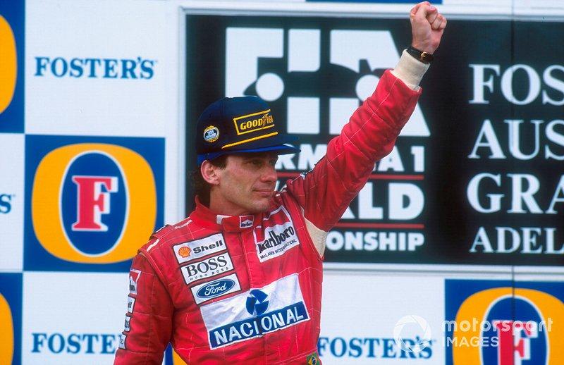 Ayrton Senna, 41 zafer