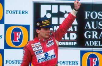 Ayrton Senna, McLaren Ford