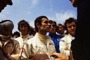 Jochen Rindt, Jacky Ickx, Rolf Stommelen, Derek Bell y Jackie Oliver