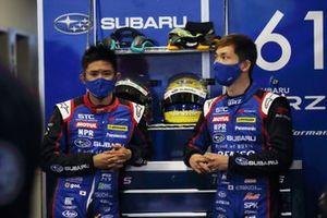 井口卓人 Takuto Iguchi 、山内英輝 Hideki Yamauchi (#61 SUBARU BRZ R&D SPORT)