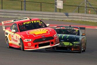 Cameron Waters, Tickford Racing, Scott McLaughlin, Team Penske, crash