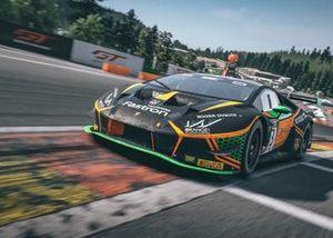 Kamil Franczak, Lamborghini Huracán GT3 Evo