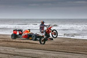 Max Verstappen, Red Bull Racing et Jeffrey Herlings