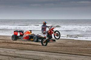 Max Verstappen, Red Bull Racing and Jeffrey Herlings