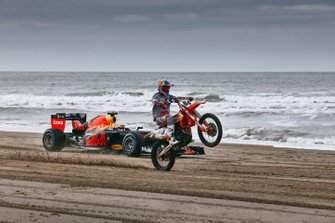 Max Verstappen, Red Bull Racing e Jeffrey Herlings