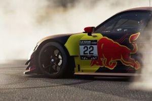 Aurelien Mallet, Red Bull Racing